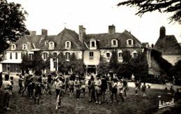 BLAISON COLONIE DES MOUETTES CHATEAU DE LA BOUTONNIERE - France