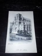 Cartolina Postale, Postcard 1900, Genève, Eglise De Notre Dame - GE Genf