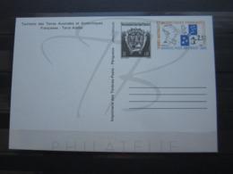 VEND ENTIER POSTAL DES T.A.A.F. N° 2-CP , NEUF !!! (b) - Entiers Postaux