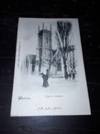 Cartolina Postale, Postcard 1900, Genève, Chapelle Anglaise - GE Geneva
