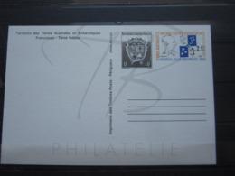 VEND ENTIER POSTAL DES T.A.A.F. N° 2-CP , NEUF !!! (a) - Enteros Postales