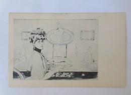 Künstlerkarten, Frauen, Collect. E.d.S. Paris  1900  ♥ (69408) - Künstlerkarten