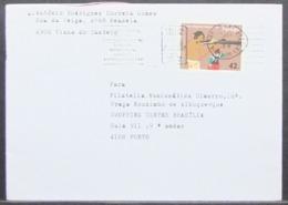 Portugal - Cover 1994 Discoveries Portuguese Arrival To Japan Gun 42$ Solo - 1910-... República
