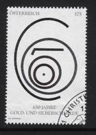 Gold Und Silberschmiede - 2011-... Oblitérés