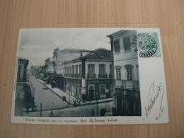CP 94 / BRESIL / PORTO ALEGRE  / CARTE VOYAGEE - Porto Alegre