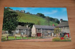 12182-       Castleton - Peveril Castle - Derbyshire