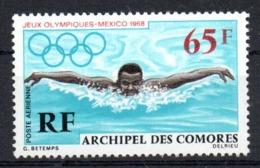 COMORES - YT PA N° 25 - Neuf ** - MNH - Cote: 5,50 € - Comoro Islands (1950-1975)