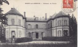 Saône-et-Loire - Rigny-sur-Arroux - Château De Faule - Other Municipalities