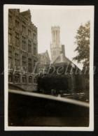 Photo Ancien / Original / Brugge / Bruges / 1931 / 2 Scans / Photo Size: 6 X 8.50 Cm. - Lieux