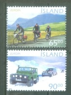 Iceland 2004; Europa Cept, Michel 1066-1067.** (MNH) - 2004