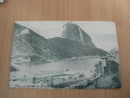 CP 94 / BRESIL / RIO DE JANEIRO  / CARTE VOYAGEE - Rio De Janeiro