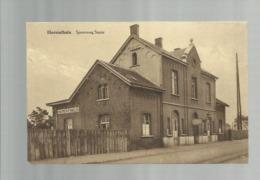 -  **HERENTHALS    **  -  Spoorweg  Statie. - Herentals
