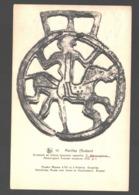 Marilles - Ornement En Bronze - P. Mérovingienne - Orp-Jauche