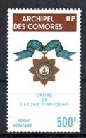 COMORES - YT PA N° 58 - Neuf ** - MNH - Cote: 14,00 € - Comoro Islands (1950-1975)