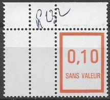 Fictif N°232 De France Neuf ** Émission De 1982 - Phantomausgaben