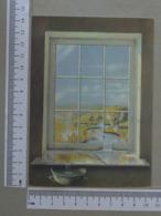 PAINT - THE WATER-SUPPLY -  BJOERN RICHTER -   2 SCANS    - (Nº31120) - Peintures & Tableaux