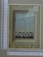 PAINT - THE SKY CURTAIN -  BJOERN RICHTER -   2 SCANS    - (Nº31121) - Peintures & Tableaux