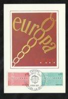Andorre Carte Maximum Premier Jour Le 8 Mai 1971 Europa 1971 Les N°212 Et 213  TB Soldé ! ! ! - Europa-CEPT