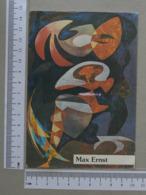 PAINT - THE WEATHERMAN -  MAX ERNST -   2 SCANS    - (Nº31122) - Peintures & Tableaux