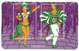 CUBA Bloc Danses-Carnaval 2011 Neuf ** MNH - Neufs