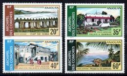 COMORES - YT PA N° 45 à 48 - Neufs ** - MNH - Cote: 7,50 € - Comores (1950-1975)