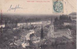 L100E_07 - Pont-d'Ain - Vue Du Haut Pont D'Ain - Autres Communes