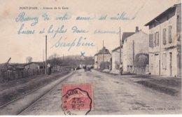 L100E_08 - Pont-d'Ain - Avenue De La Gare - Autres Communes