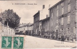 L100E_09 - Pont-d'Ain - 6 Grande Rue - Autres Communes