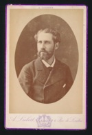 FOTO +- 1870  16.5 X 10.5 CM - FOTOGRAAF   A. LIEBERT  PARIS   2 SANS - Photos