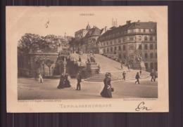 ALLEMAGNE DRESDEN TERRASSENTREPPE - Dresden