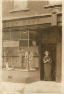 RPPC SHOPFRONT SALLY RAYE - Inglaterra