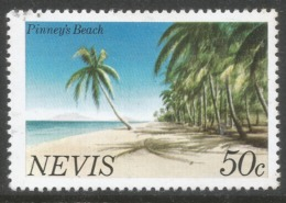 Nevis. 1981 Definitives. 50c MNH. SG 66A - St.Kitts And Nevis ( 1983-...)