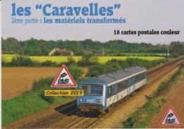 607 - Autorail X 4790 TER Basse-Normandie, Près D'Airan (14) - - Trains