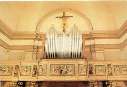 CHIESA PARROCCHIALE DI S. GIACOMO, CONCERTO INAUGURALE NUOVO ORGANO - SEDRANO DI S. QUIRINO, 8-27 DICEMBRE 1987 - Italy