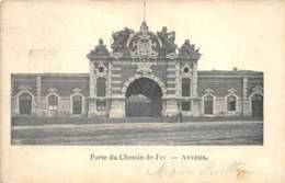 Anvers - Porte Du Chemin De Fer - Antwerpen