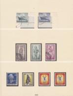 Berlin - 1955 - Sammlung - Gest. - Used Stamps