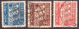 Portugal 1935-41 Tudo Pela Nação - 1910-... République