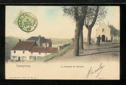 BELGIQUE BELGIUM - CHARLEROY - DAMPREMY - La Chapelle St Ghislain - Charleroi