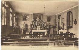 Y- CPA - 92 - ANTONY - La Chapelle  - - Antony