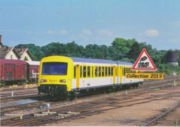 611 - Autorail EAD X 4655 TER Bourgogne, à Gilly-sur-Loire (71) - - Trains