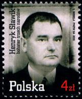 Poland 2019 Fi 4991 Mi 5141 Henryk Sławik - Nuevos