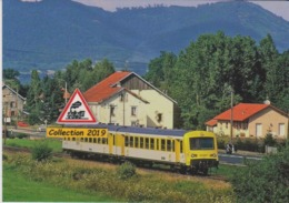 613 - Autorail EAD X 4797 TER Lorraine, à Saulcy-sur-Meurthe (54) - - France