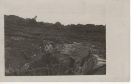 No. 5 - Foto-Ak  Vom Frankreich -feldzug Feldzug Blitzkrieg 1939-40 2. WK - Schlachtfeld Front 2 - Fotografie