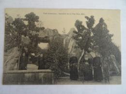 Petit Séminaire - Souvenir De La Fête Dieu 1913 - Châteaugiron