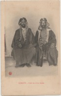 Djibouti - Chefs Des Tribus Arabes. - Gibuti