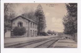 CP 44 DERVAL La Gare - Derval