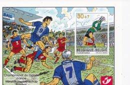 LX 87 - Football - 850 EX - Cote 170.00 € - Vendu à 15 % - Luxevelletjes