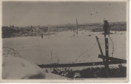 No. 9 - Foto-Ak  Vom Frankreich -feldzug Feldzug Blitzkrieg 1939-40 2. WK - Yser - Kanal Im Winter Belgien - Photographs