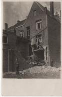 No. 11 - Foto-Ak  Vom Frankreich -feldzug Feldzug Blitzkrieg 1939-40 2. WK - Zerstörtes Haus - Fotografie