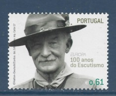 Portugal - Europa - Yt N° 3136 - Neuf Sans Charnière - 2007 - 1910-... Republic